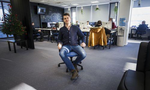 """""""TransferGO"""" vadovo portretas: lietuvis, įsiveržęs į finansų pasaulio įtakingųjų sąrašą"""