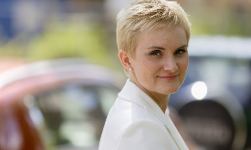 """Orijana Mašalė, strateginės komunikacijos bendrovės """"OMConsulting"""" vadovė. Vladimiro Ivanovo (VŽ) nuotr."""
