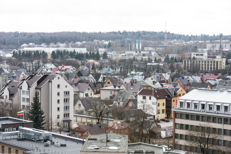 Spartesnis būsto kainų augimas – už sostinės ribų