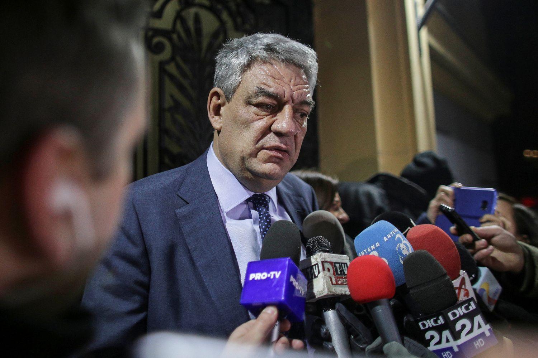 Atsistatydino Rumunijos premjeras