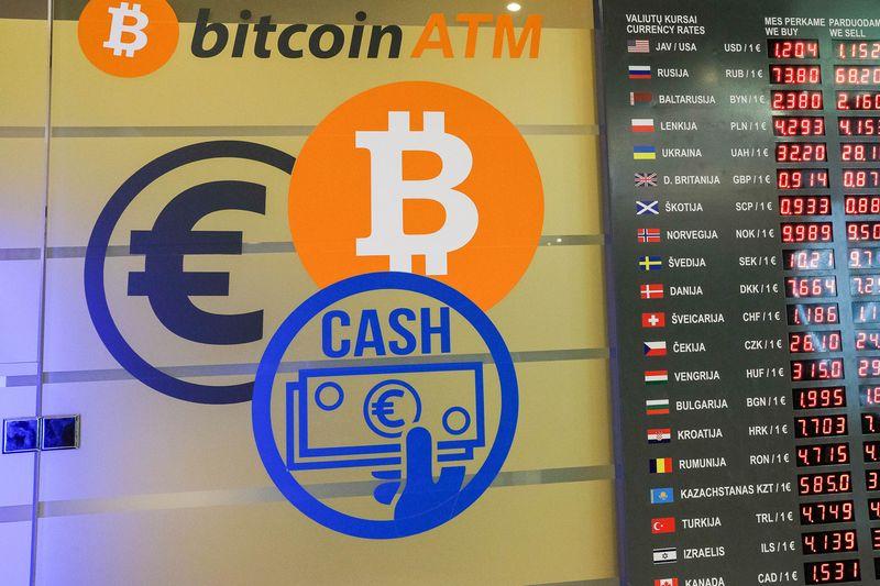 Pardavusieji kriptovaliutų Lietuvos bankuose jau susiduria su sunkumais. Vladimiro Ivanovo (VŽ) nuotr.