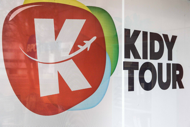 """Kidy Tour""sukirto rankomis su""Baltic Clipper"""