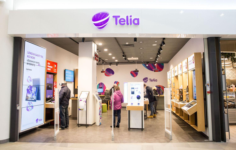 """""""Telia Lietuva"""" susitarė dėl biuro Vilniuje pardavimo"""