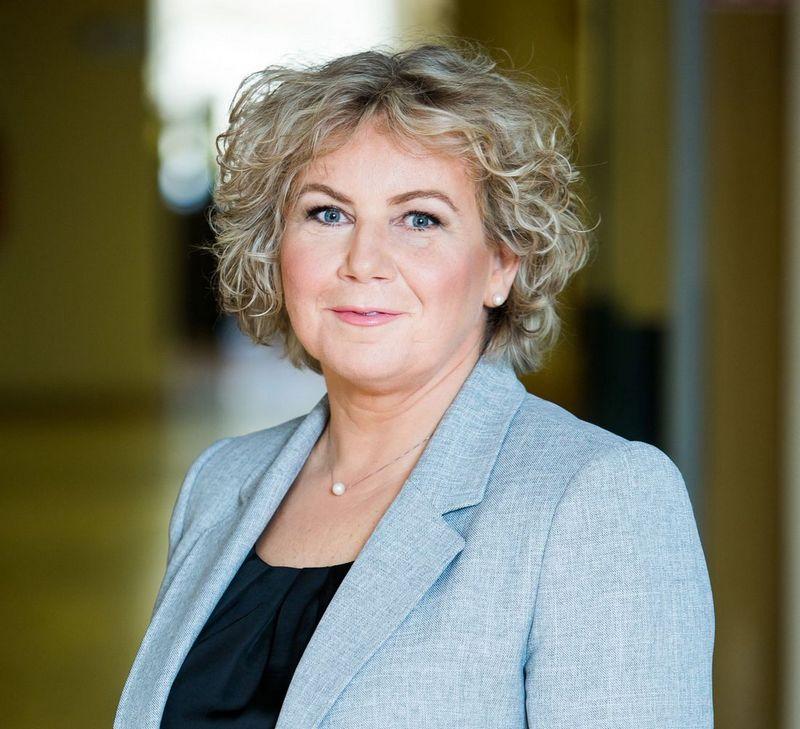 Gintarė Šakalytė, buvusi SAM viceministrė. Ministerijos nuotr.