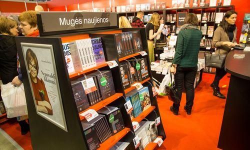 Ryškėja Vilniaus knygų mugės programa