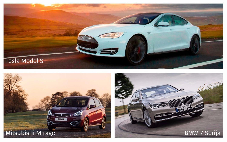 """Žaliasis elektromobilių įvaizdis """"juoduoja"""", pakėlus variklio dangtį"""