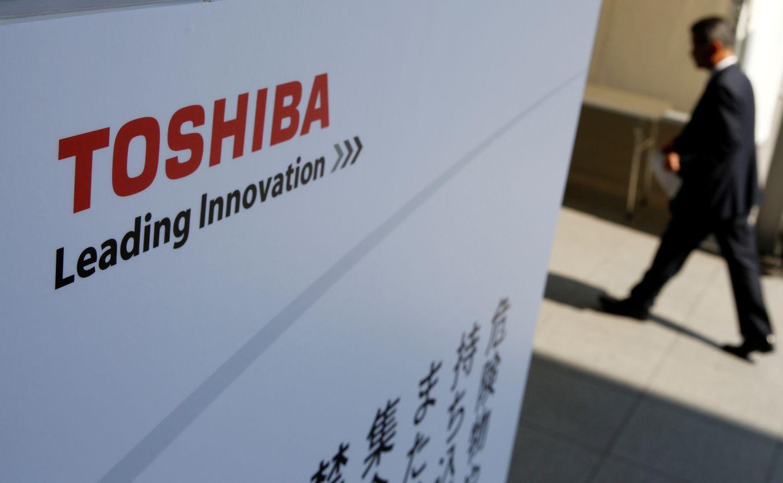 """""""Toshiba"""" svarsto lustų padalinio IPO"""