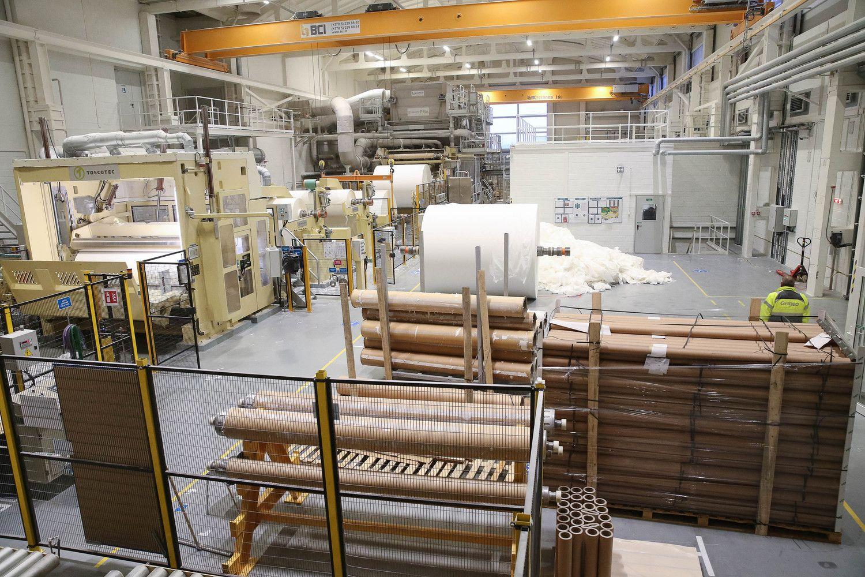 Pramonės produkcija per metus padidėjo 7%