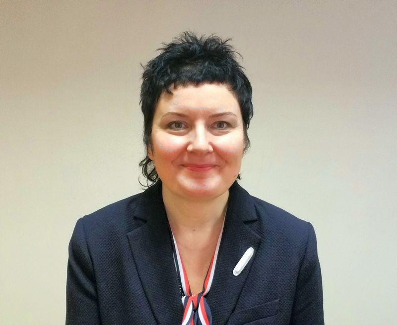 Lina Jaruševičienė, naujoji sveikatos apsaugos viceministrė. Ministerijos nuotr.
