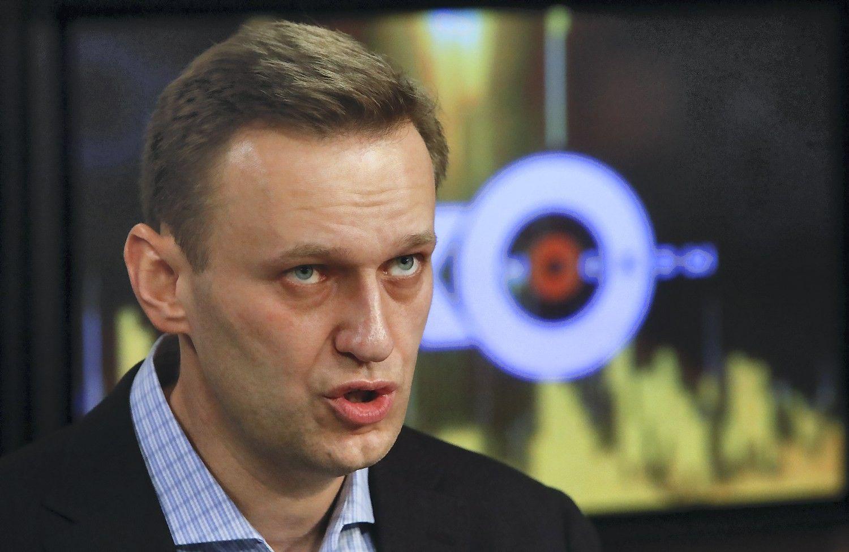 Rusijos teismas nurodė uždaryti Navalno fondą