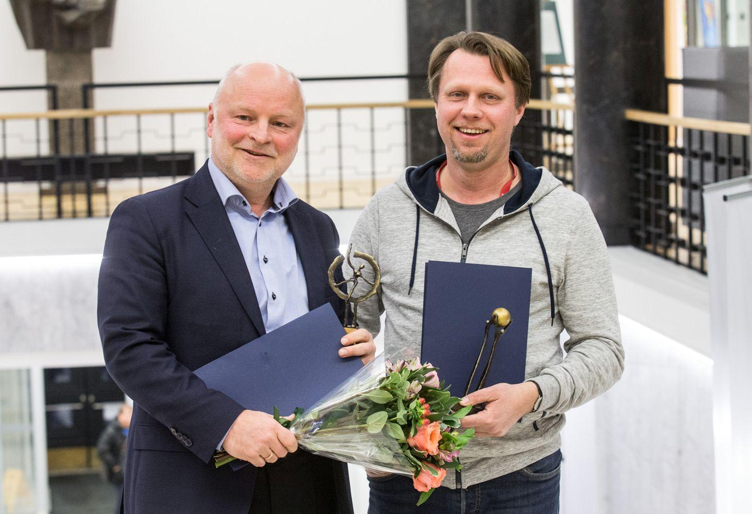 """""""Verslo žinioms"""" – 2 apdovanojimai už ES investicijų efektyvumo tyrimus"""