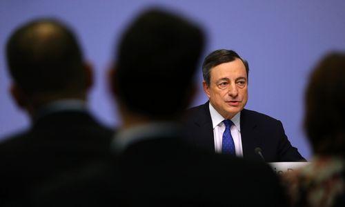 Draghidar labiau pašokdino eurą
