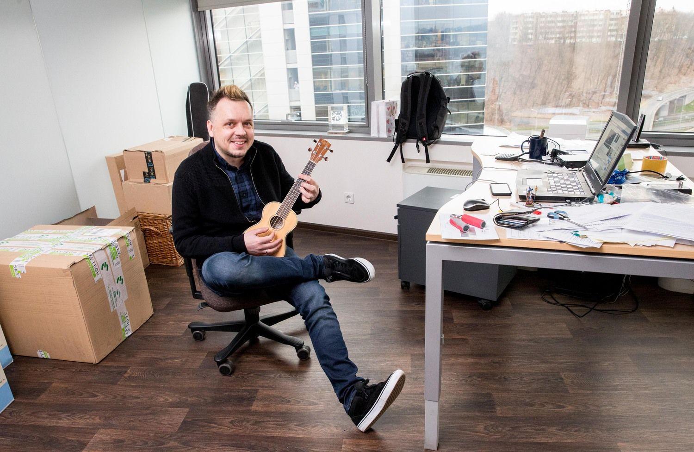 Didžiausia žaidimų kūrėja Lietuvoje:pertvarkos pajamas padidins iki 10 kartų