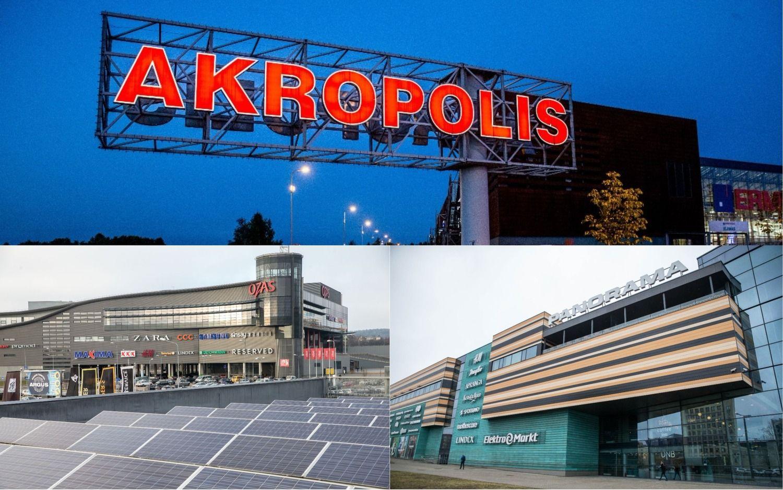 Pokyčiai prekybos centruose: uždarytų ir atidarytų parduotuvių apžvalga