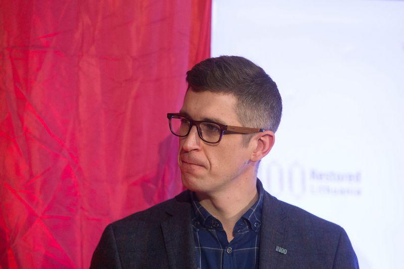 Dr. Norbertas Černiauskas. Vladimiro Ivanovo (VŽ) nuotr.