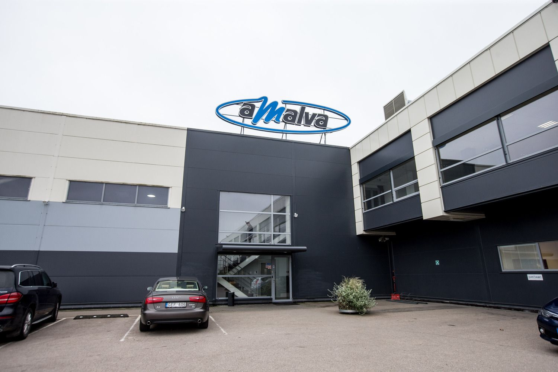 """Greta """"Amalvos"""" Lentvaryje –dvi gamyklos, beveik 300 naujų darbo vietų"""