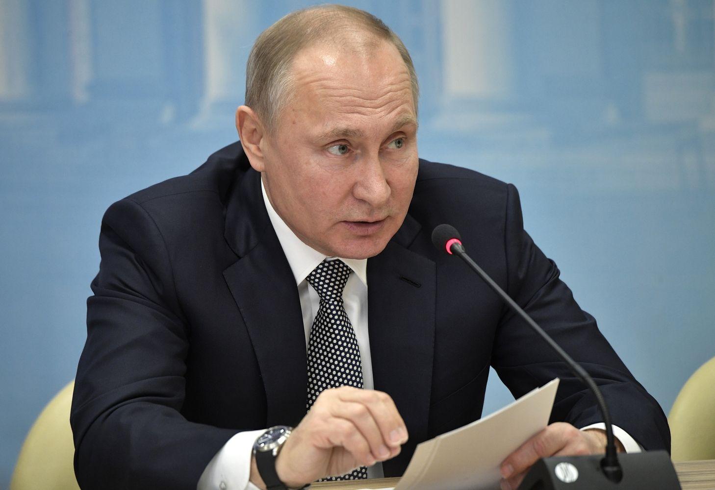 Vašingtonas baigia rengti juodąjį Kremliaus sąrašą
