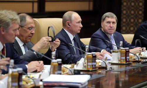Vašingtonas paskelbė Kremliaus patikėtinių ir oligarchų sarašą