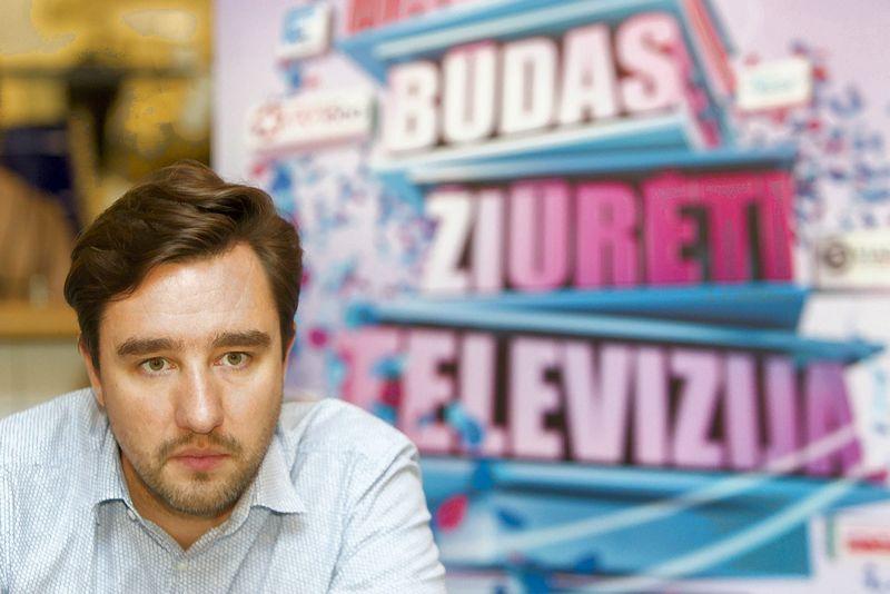 Tomas Burovas. Asmeninio archyvo nuotr.