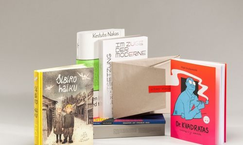 Išrinktos meniškiausios praėjusių metų knygos