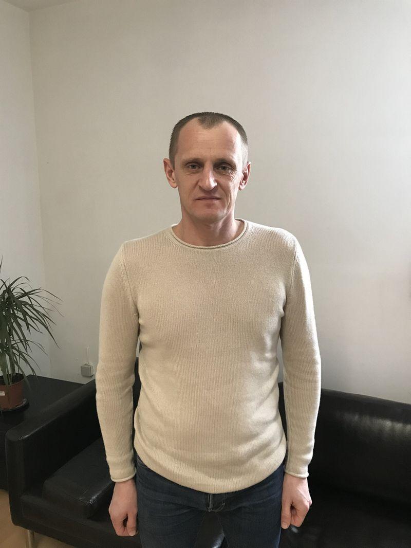 """Tomas Murauskas, UAB """"Daleta"""" direktorius Įmonės nuotr."""