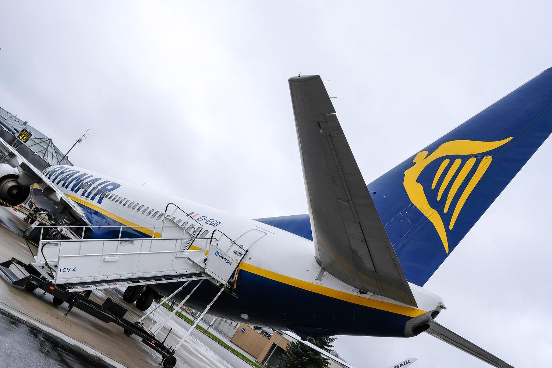 """Dar viena """"Ryanair"""" kryptis iš Vilniaus"""