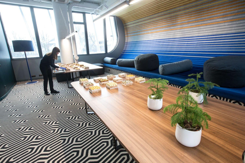 """""""Green Hall 2"""" atidaryta išskirtinė bendradarbystės erdvė"""
