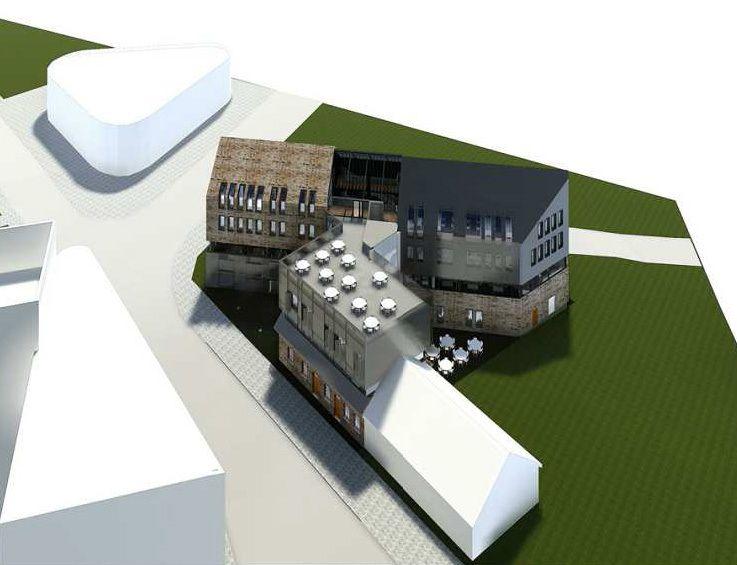 Žvėryne iškilsiantį verslo centrą renkasi iš 26 architektų pasiūlymų