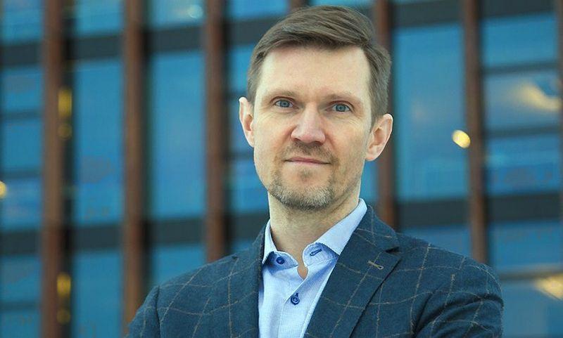 "Konferencijos ""Business Tools 2018"" organizatorius Augutis Kučinskas"