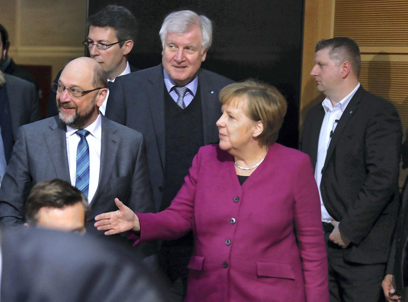 Valdžia Vokietijoje – su didžiulėmis Merkel nuolaidomis, kurios keis ES politiką