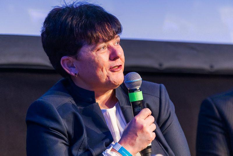 Diana Varnaitė, Kultūros paveldo departamento direktorė. Mato Dauginio (LNTPA) nuotr.