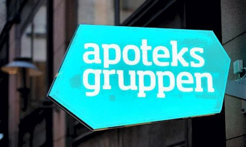 """""""Euroapotheca"""" už daugiau nei 300 mln. Eur įsigijo vaistines Švedijoje"""