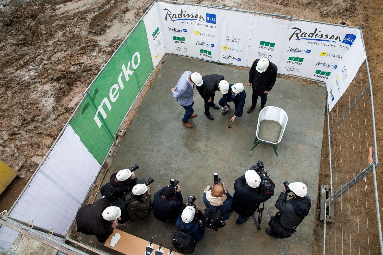 """""""Merko Ehitus"""" pakartojo prieškrizę pasiektus rezultatus"""