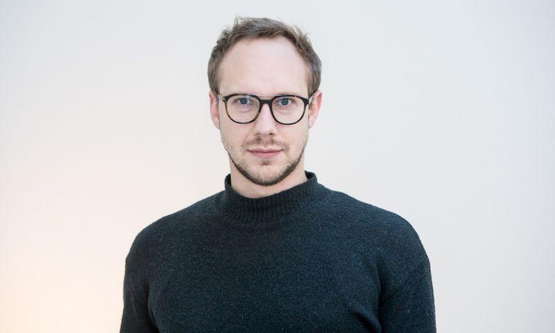 "Ignas Kozlovas, kūrybinės agentūros ""Folk"" vadovas. Juditos Grigelytės (VŽ) nuotr."