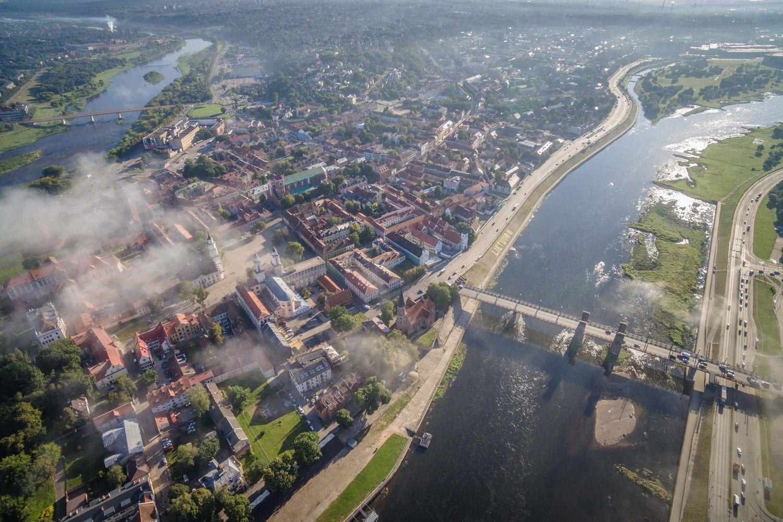 """Kauno regionui – """"Financial Times"""" žurnalo pripažinimas"""