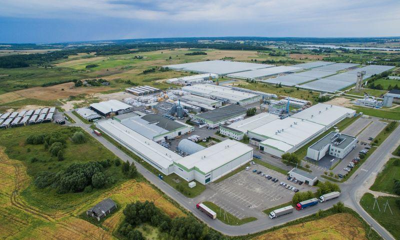 """""""Bauwerk Boen"""" gamykla. , Bendrovės nuotr"""