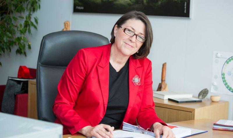 Violeta Bulc, už transportą atsakinga Europos Komisijos narė. EK nuotr.