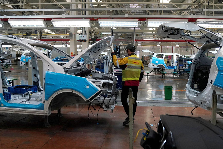 GM mažina investicijas Pietų Korėjoje