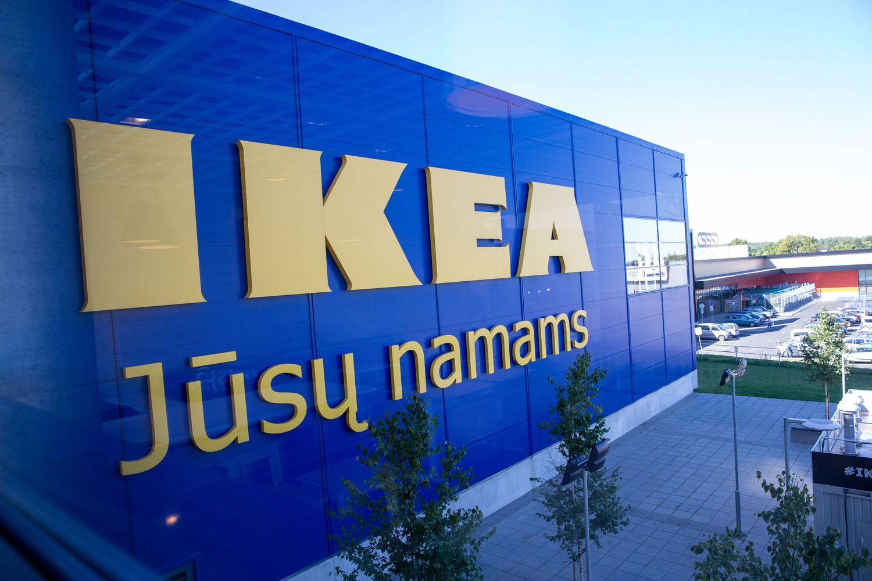 Vilniaus parduotuvė tapo geriausiaIKEA pasaulyje