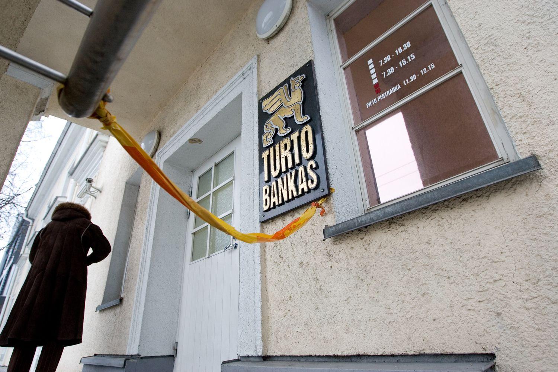Kritika Turto bankui: į užklausą dėl remonto neatsako metus