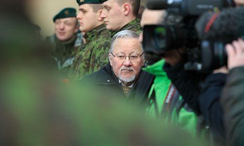 Vytautas Landsbergis – ligoninėje, tikriausiai praleis Šimtmečio renginius