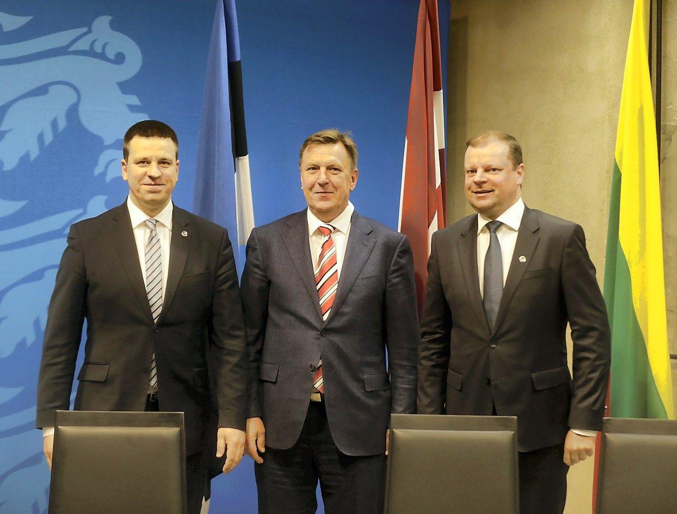 Baltarusiška energija ir kroviniai skaldo Baltijos vienybę