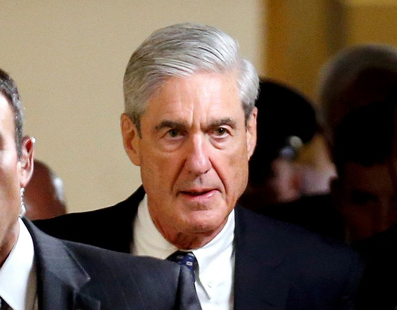 "Robertas Muelleris, JAV Teisingumo departamento specialusis kaltintojas. (""Reuters"" / ""Scanpix"" ) nuotr."