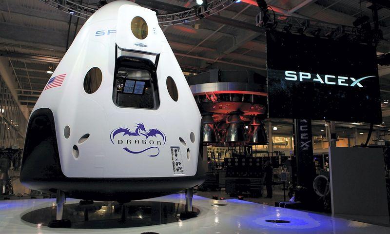 "NASA (SIPA/""Scanpix""/""Reuters"") nuotr."