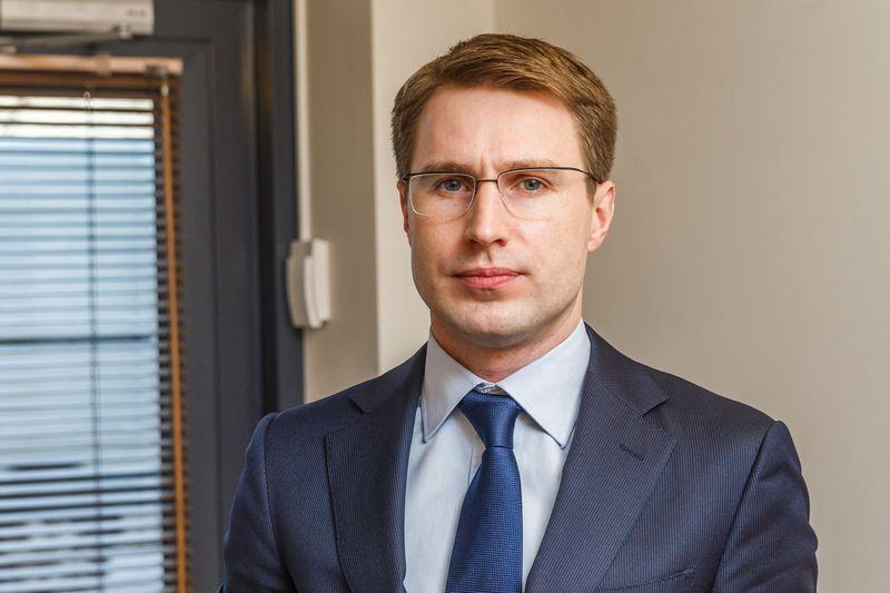 """Karolis Šiaudkulis, VšĮ """"Gamtos ateitis"""" direktorius Vladimiro Ivanovo (VŽ) nuotr."""