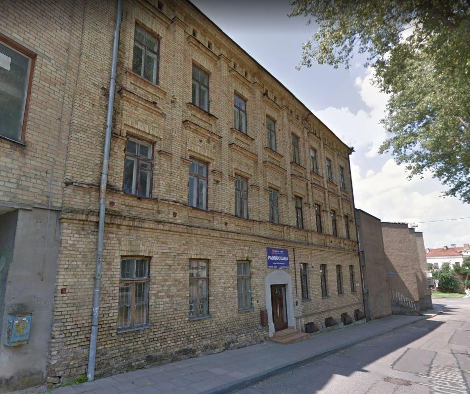 Apleisti pastatai prie Vilniaus bastėjos atgims į apartamentus
