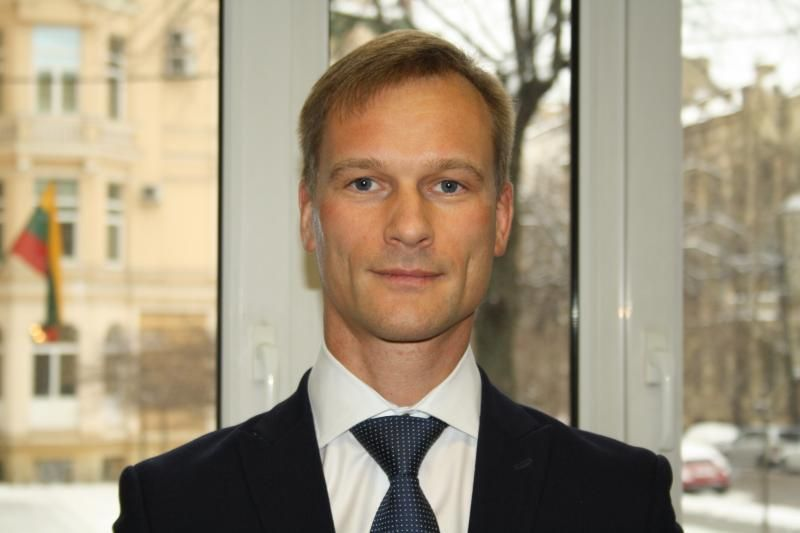 Marius Pulkauninkas. Aplinkos ministerijos nuotr.