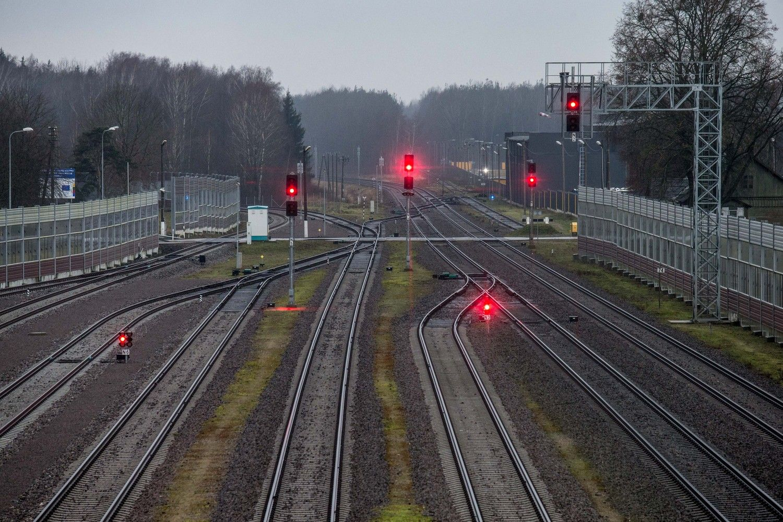 """Nustatytas """"Rail Baltica"""" linijos planas visose Baltijos šalyse"""