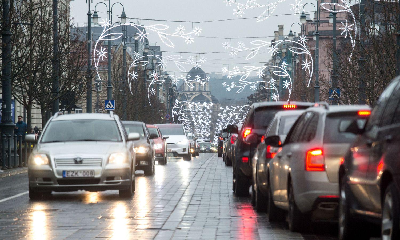 Sausį naudotų automobilių paklausa didėjo 10,5%