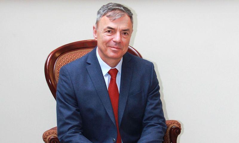 Sergejus Ignatovas. EHU nuotr.